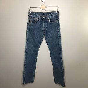 Levi Strauss & CO Button Fly Jeans
